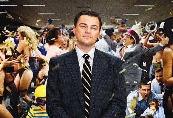 Wolf of Wallstreet
