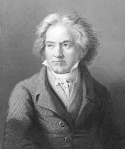 Beethoven Haare